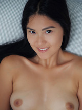 Kimiko Russian Sweetie Frees One Beautiful Breast
