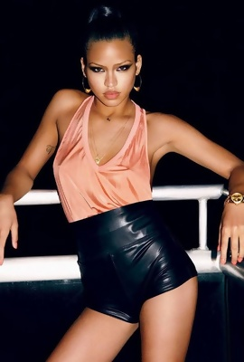 Cassie Ventura is super hot and famous model