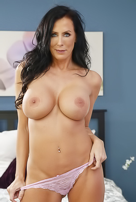 Busty MILF Reagan Foxx Needs To Be Fucked Deep