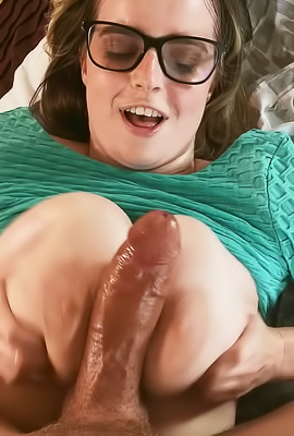 Codi Vore With Big Bouncy Natural Boobs Drilled Hot